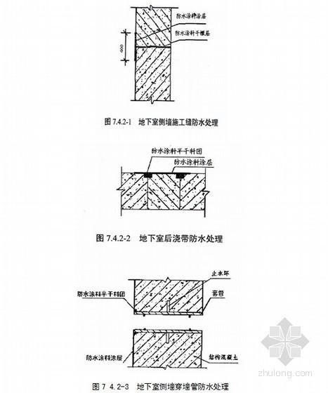 地下防水工程施工工艺标准