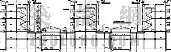 某商务住宅楼建筑施工图(全套)-3