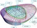 [福建]奥林匹克体育中心体育馆钢结构施工技术汇报讲义(100余页)