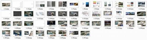 [河北]科技化滨水岛屿未来生态旅游景观规划设计方案-缩略图