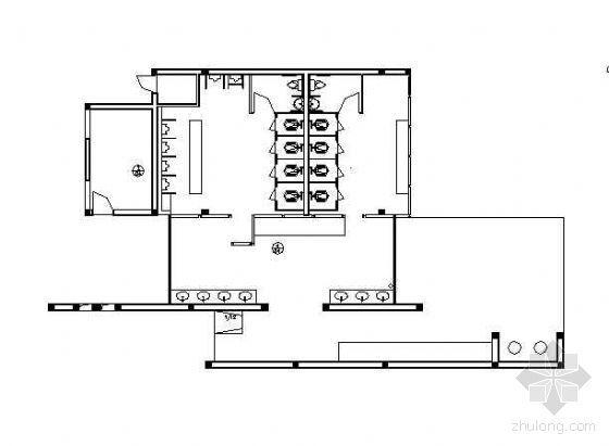 现代厕所施工图及说明