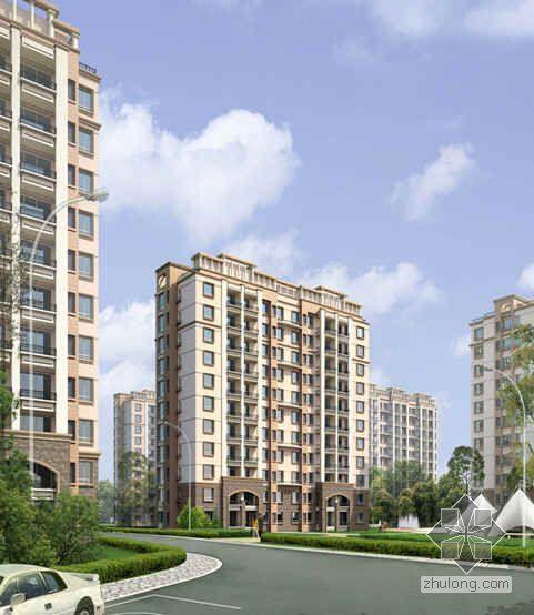 青岛某住宅项目创建青岛市标准化管理示范工程汇报材料(PPT)
