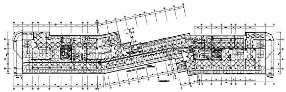 某大楼地下车库工程电气施工图纸
