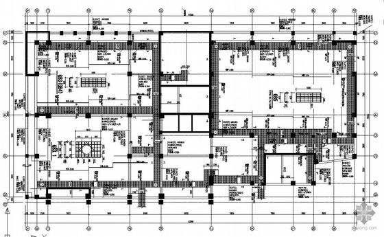 复杂阶梯教室结构设计