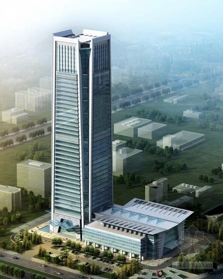 [山东]某42层商业综合体建筑方案文本(含ppt)
