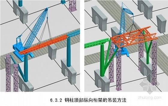 [广州]车站钢结构吊装施工方案汇报PPT