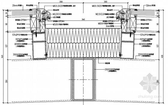 [四川]客运站工程全钢结构屋面施工方案(网架结构、金属屋面板)