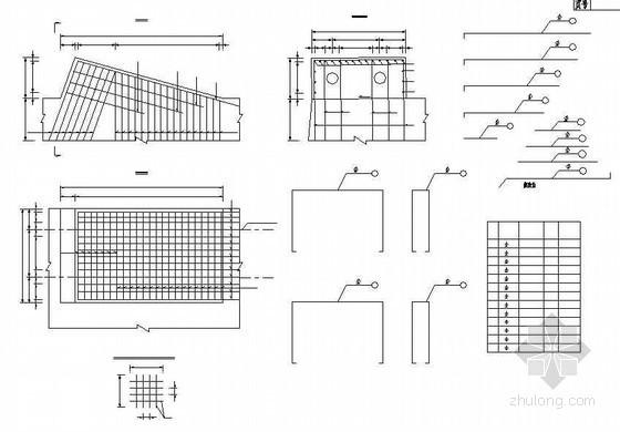 双塔双索面预应力斜拉桥主桥上部纵向预应力齿板钢筋构造节点详图设计