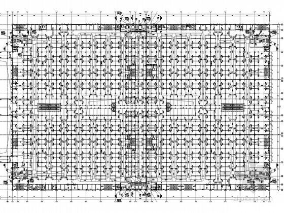 [浙江]多层商业中心空调通风排烟系统设计施工图(甲级院作品)