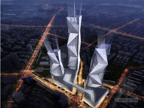 [广州]框架超高层商业大厦工程监理细则(土建类、资料完整)