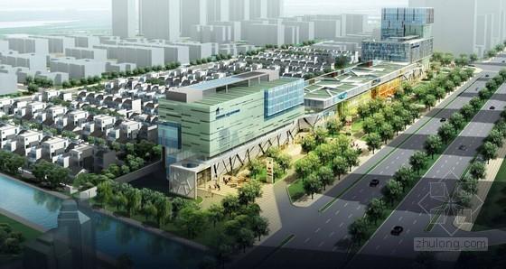 [四川]大型商务综合体项目施工监理实施细则