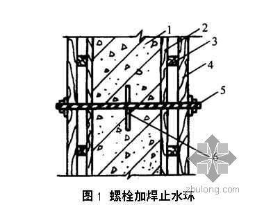 河北省某住宅地下防水工程施工工艺