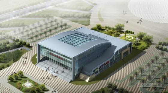 [北京]体育馆工程施工现场临时用电方案