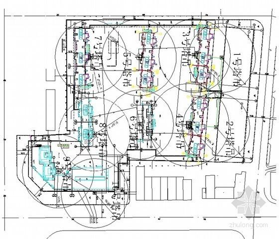 [江苏]高层建筑群施工群塔防碰撞专项施工方案