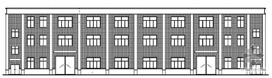 [土木工程学士]某三层厂房工程毕业设计(建筑结构、计算书全)