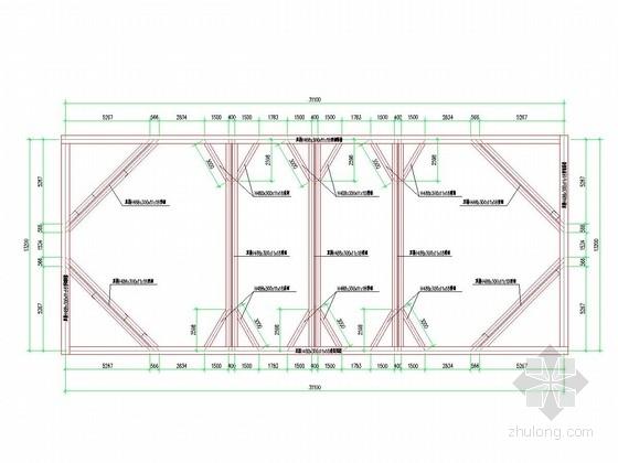 iv型钢板桩施工方案资料下载-拉森钢板桩加钢支撑深基坑支护施工方案