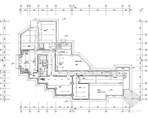 老年人公寓楼资料下载-[辽宁]养老扩建工程老年公寓楼电气全套图(甲级院设计)