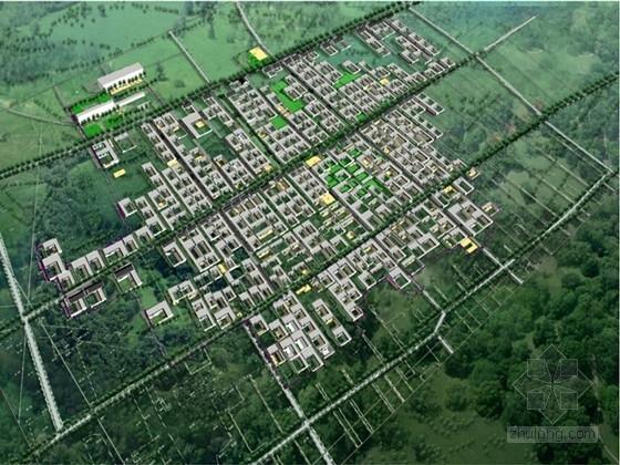 [河北]农村面貌改造提升规划设计方案