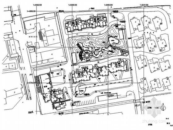 [苏州]温馨花园景观规划设计施工图