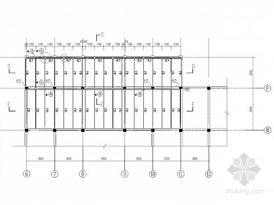 博物馆加固改造结构施工图