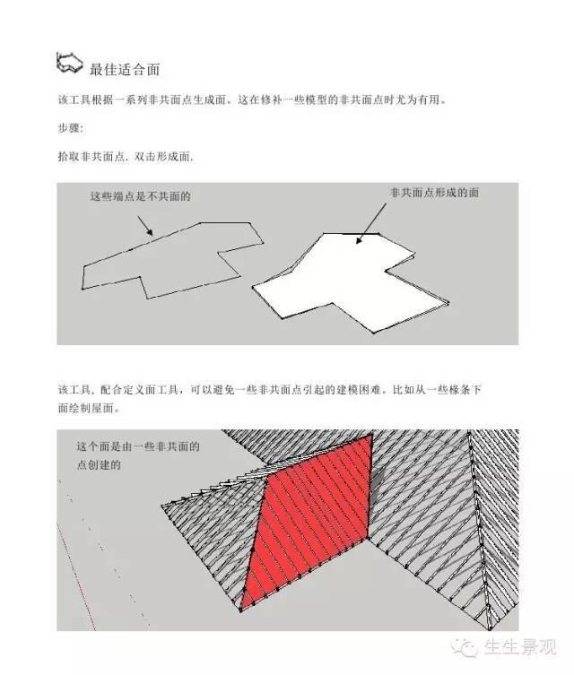 最全SketchUp建筑小插件_13