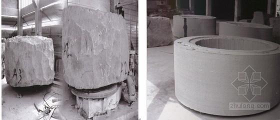 草图大师如何做浮雕资料下载-建筑工程大型镂空浮雕中空石柱施工工法