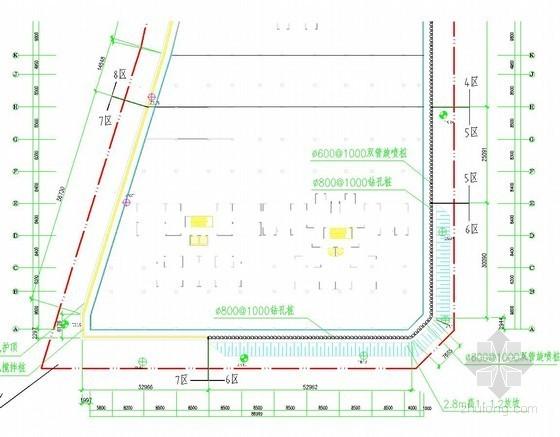 [广东]深基坑开挖支护专项施工方案(专家论证 含CAD方案图)