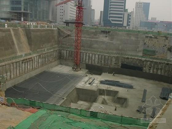 [北京]基坑喷锚支护专项施工方案