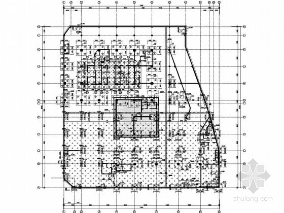 [湖州]25层框架核心筒结构办公楼结构施工图(图纸详细)
