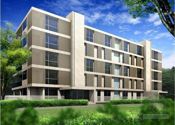 [上海]多层短肢剪力墙结构商品房项目策划书