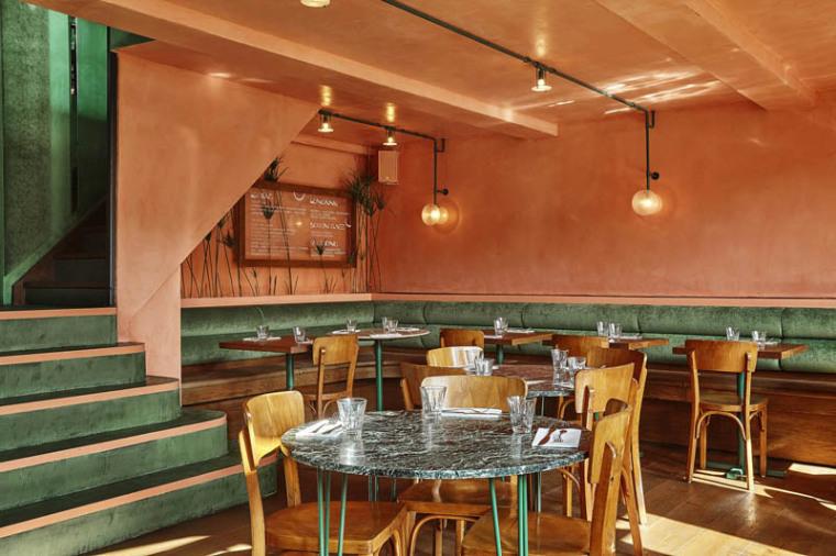 城市中的热带雨林阿姆斯特街角餐厅_11