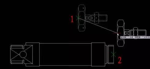CAD技巧之移动、旋转和复制_7
