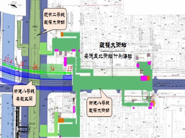 复杂环境下盾构近距离穿越既有地铁车站施工工法