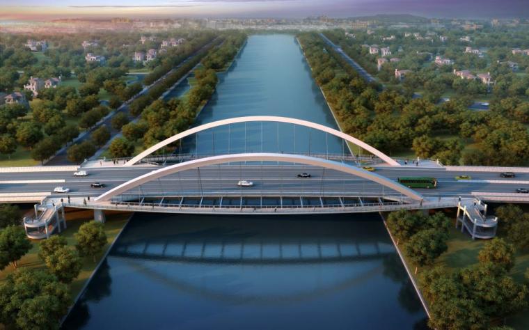 金汇港大桥梁工程BIM应用研究