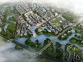 [广东]EDAW+AECOM佛山南海狮山镇核心区城市规划设计方案文本