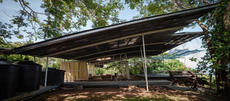 巴拿马SaLo实验室-2
