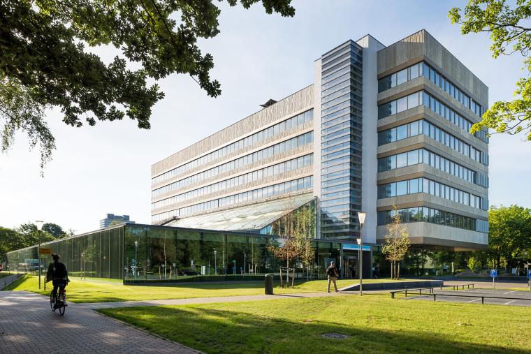 荷兰拉德堡德大学牙科学科大楼改造