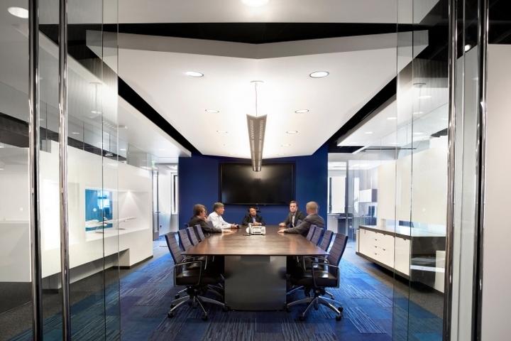 美国杰克逊航空公司办公室_8
