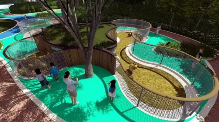 儿童景观|你需要知道的幼儿园景观设计法宝!(附相关资料)_18