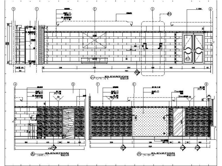[苏州]某知名集团旗下时尚休闲会所室内设计施工图_2