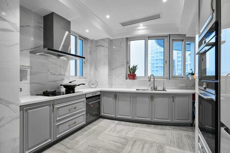 厨房比客厅还好看,让你爱上做饭!!_12