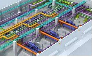 中建五局--BIM云技术在大型复杂机电工程施工中的应用