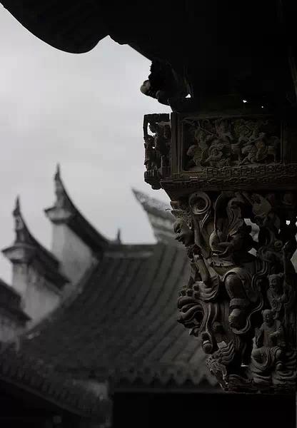 万漪景观分享-逐渐消失中的中国古建筑之美_14