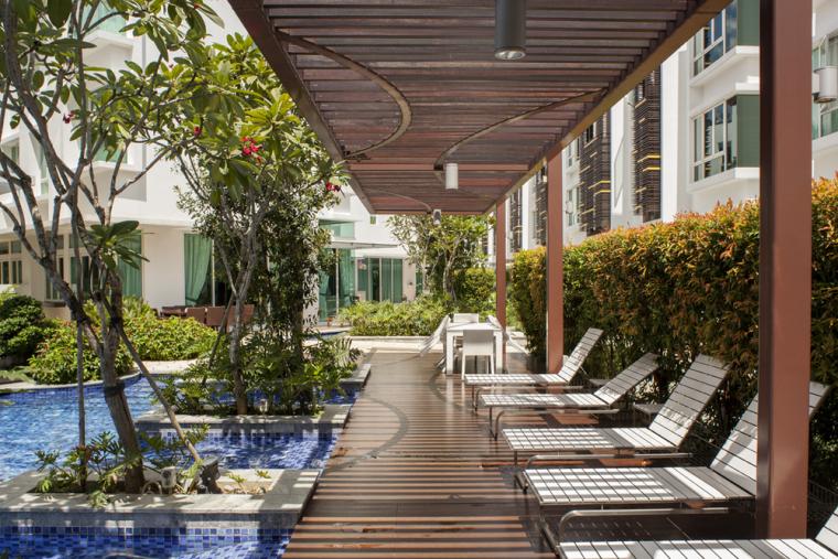 新加坡Cabana住宅区_11