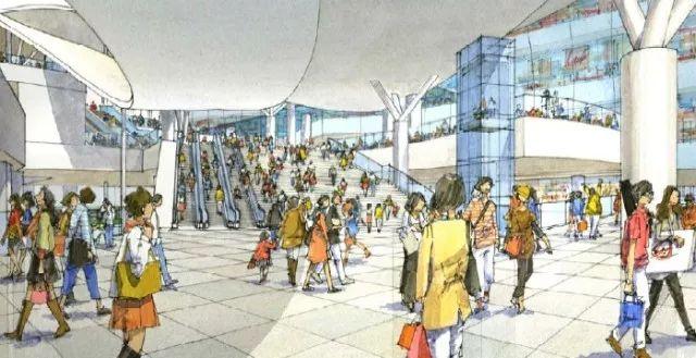 2020东京奥运会最大亮点:涩谷超大级站城一体化开发项目_37