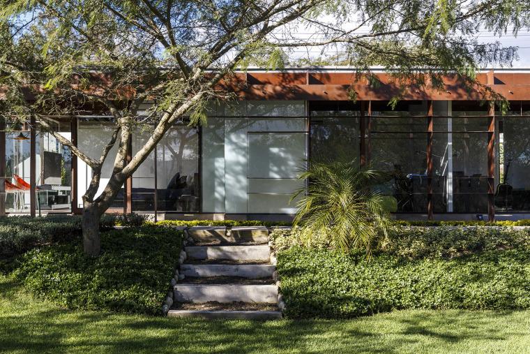 厄瓜多尔隐形边界的住宅-6