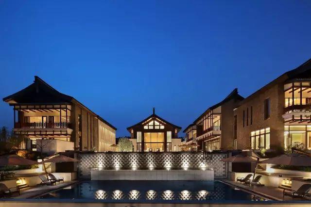 有着浓郁中国风的10家高端酒店,你最喜欢哪家?