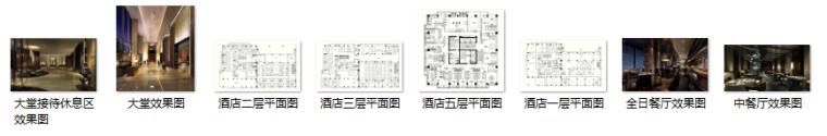 绿地济南高铁酒店室内设计方案(含效果图)_9