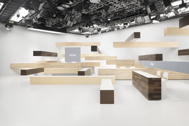 富士电视台PRIME办公空间