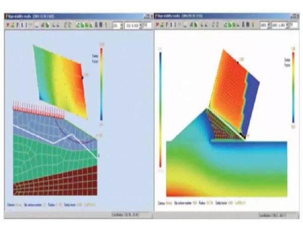 勘察设计领域的工程仿真方案